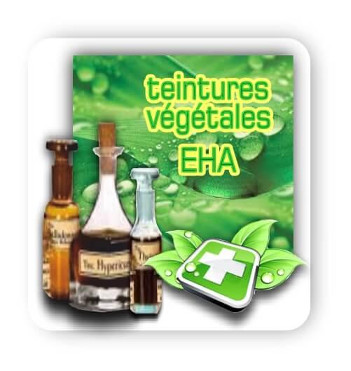 Teintures végétales - Extraits (EHA)