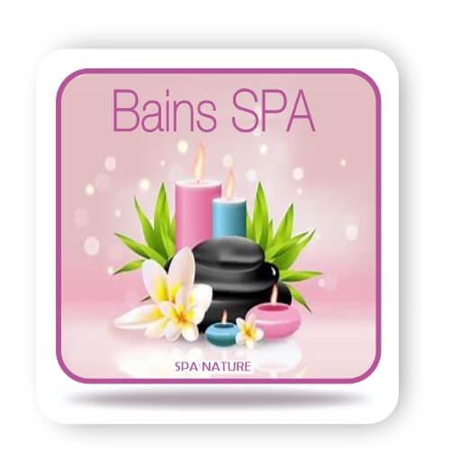 Bains SPA Aromathérapie